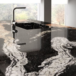 Granite worktops